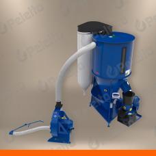 Mini linia do produkcji paszy granulowanej ML-260 | 22kW | 300 kg/h
